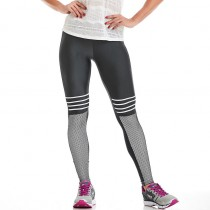 Legging Fuseau Power Prata
