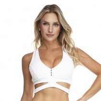 Top Double Layers Branco
